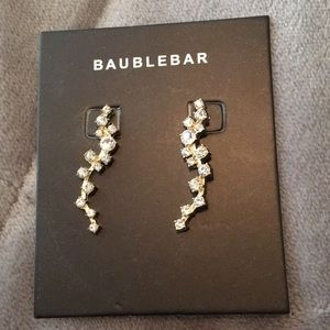 Baublebar earrings! 💥